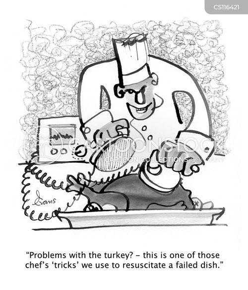 resuscitate cartoon