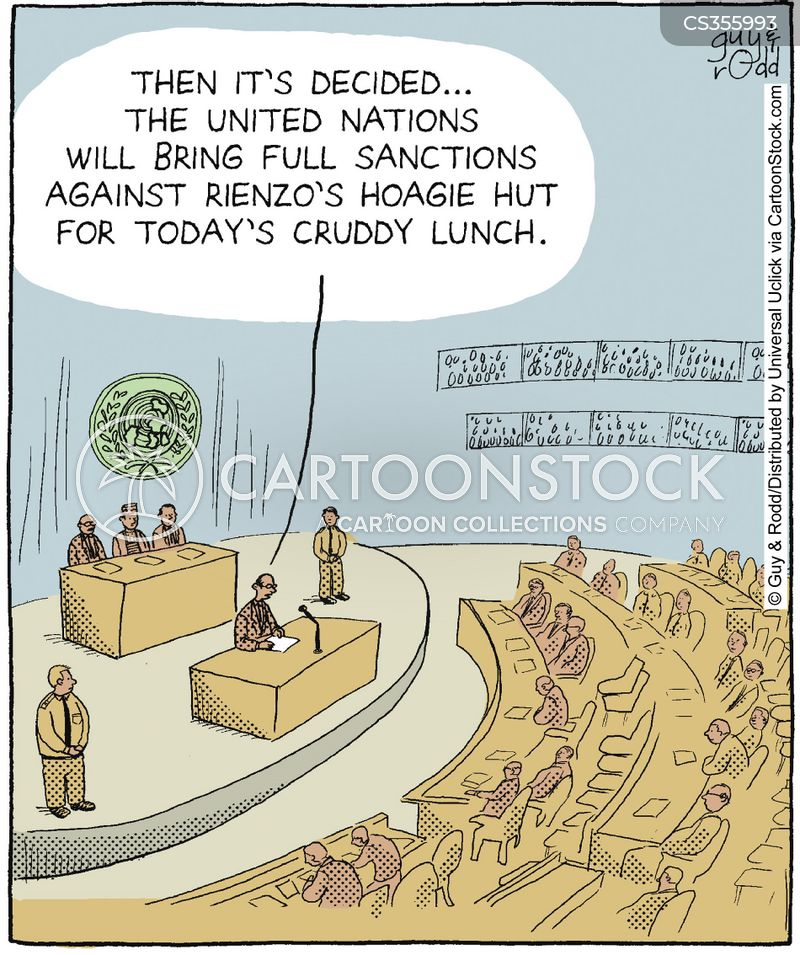 nations cartoon