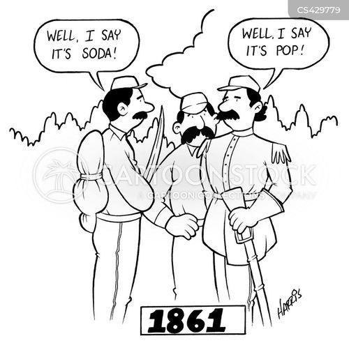 confederacy cartoon
