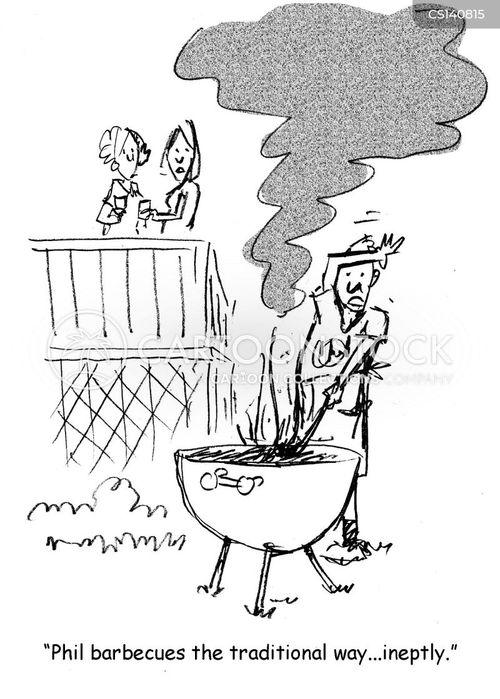 ineptitude cartoon