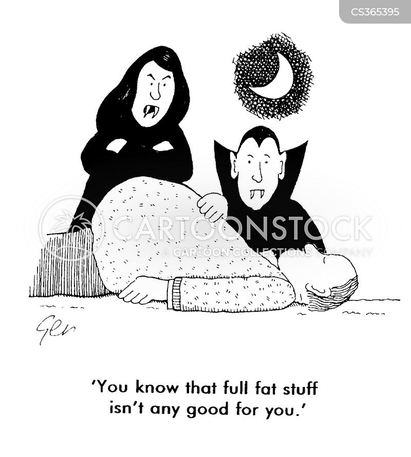 Full Fat Food Cartoons and Comics - funny pictures from ...