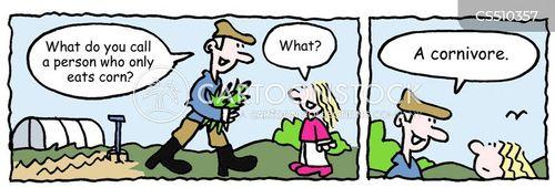 maize cartoon