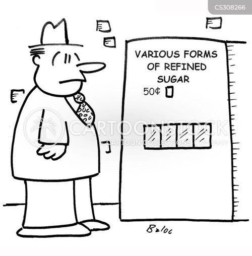 various cartoon