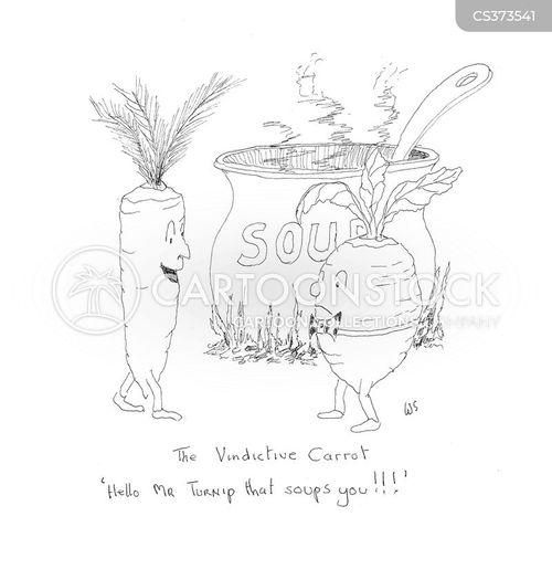 meanness cartoon