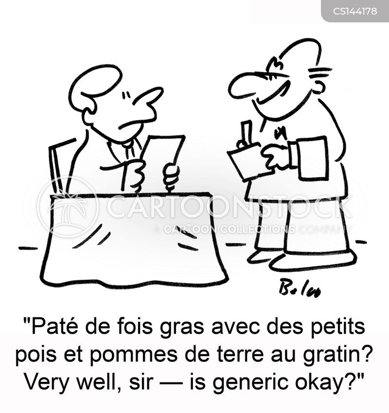 gras cartoon