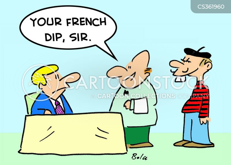 frenchman cartoon