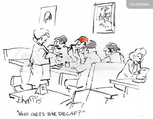 caffeine content cartoon