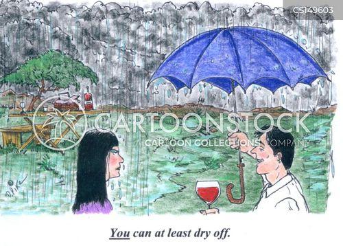 precipitation cartoon