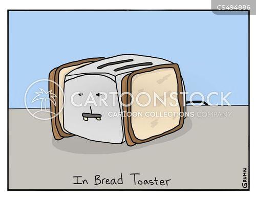 offbeat cartoon