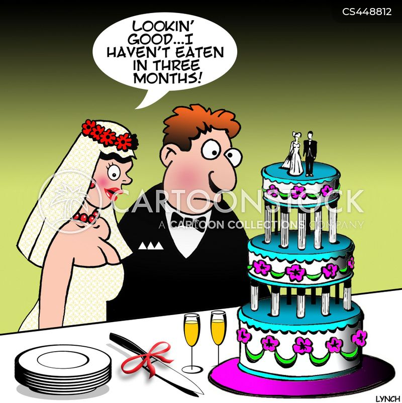Slimming Down For The Gown Cartoons And Comics Funny Pictures From