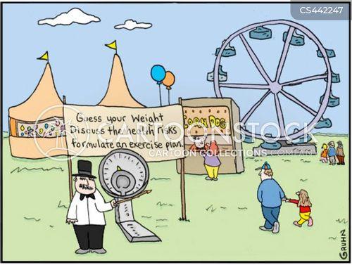 carnival ride cartoon