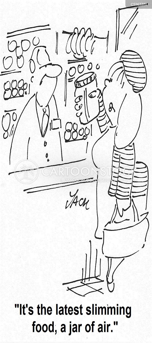 slims cartoon