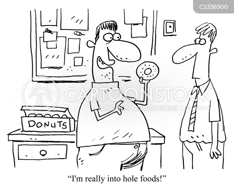 Whole Foods Cartoons and Comics - funny pictures from CartoonStock