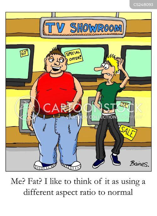 ratio cartoon