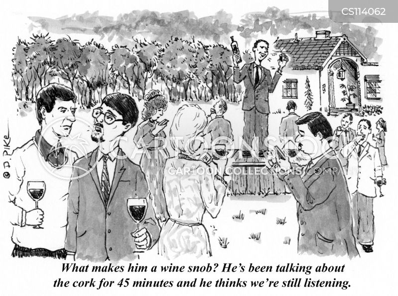 corks cartoon