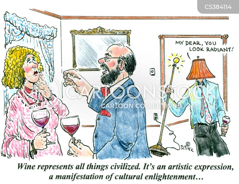 civilized cartoon
