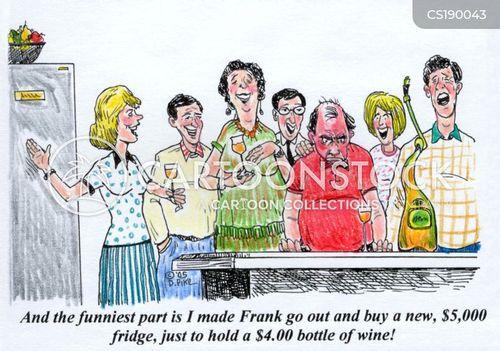 vino cartoon