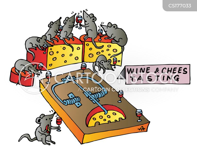 mouse traps cartoon
