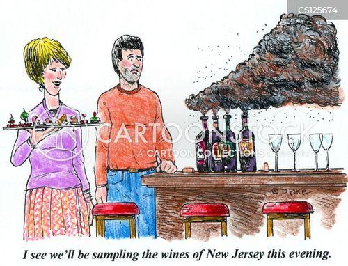 smokestack cartoon