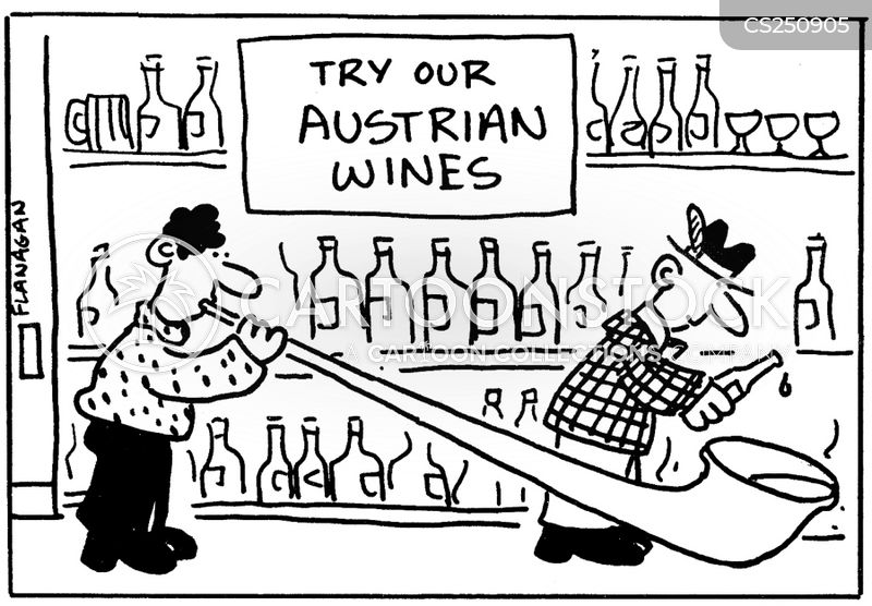 austrian cartoon