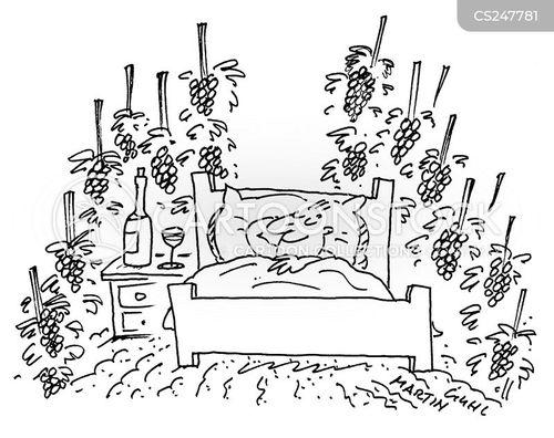 pleasurable cartoon