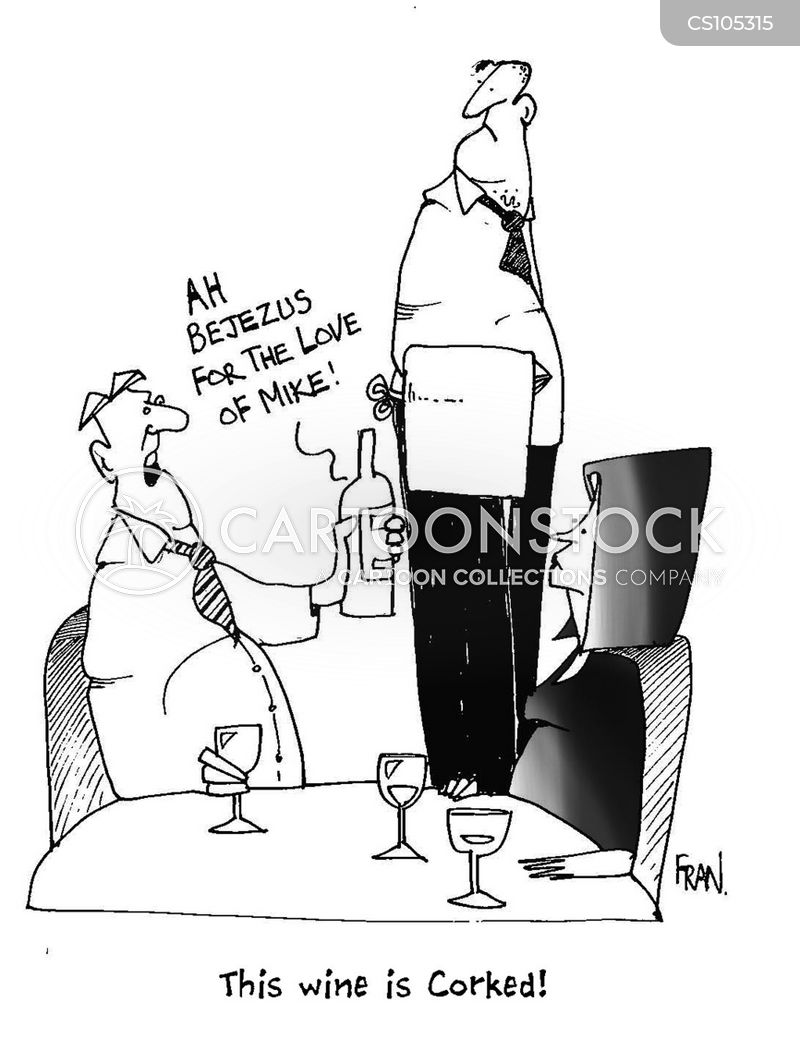 Drinking Wine Cartoons and Comics - funny pictures from CartoonStock