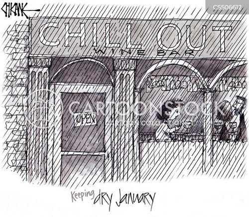 teetotaler cartoon