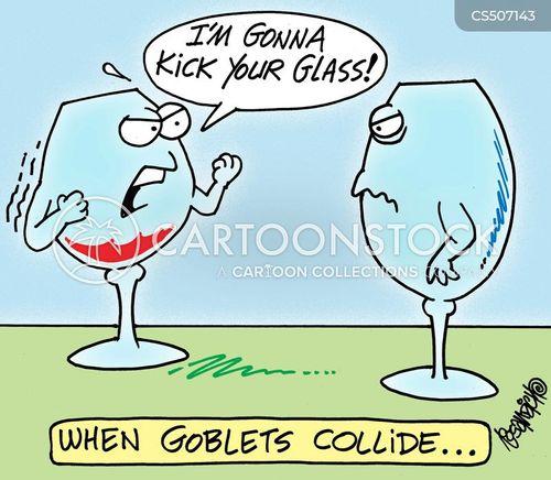 goblet cartoon