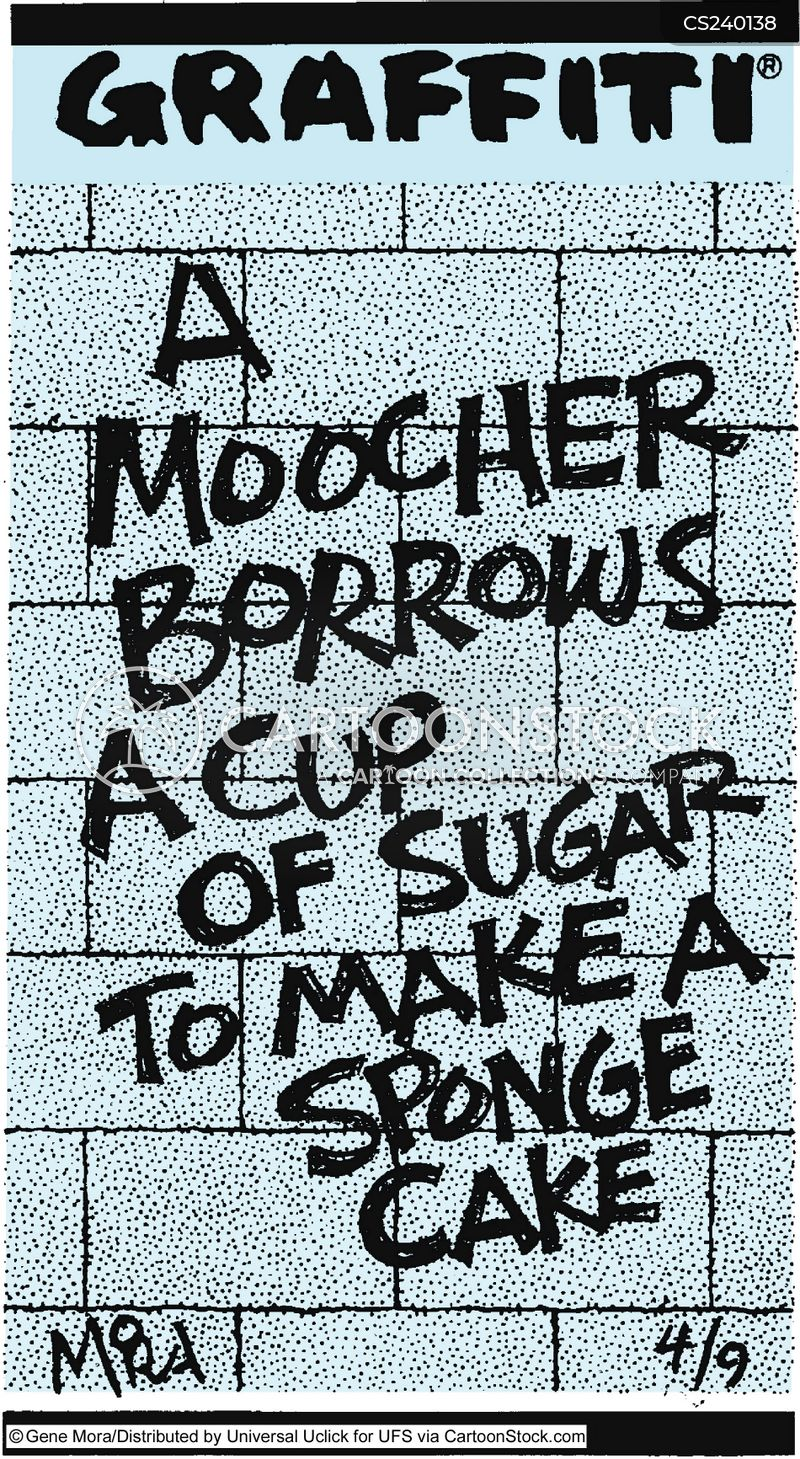 moochers cartoon
