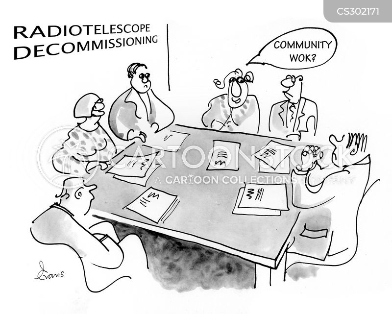radiotelescope cartoon