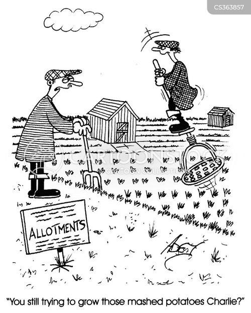 nonsensical cartoon