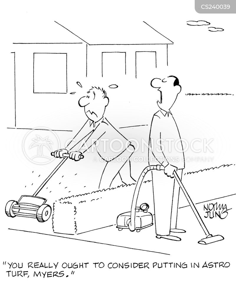 Astro Turf Cartoons And Comics Funny Pictures From
