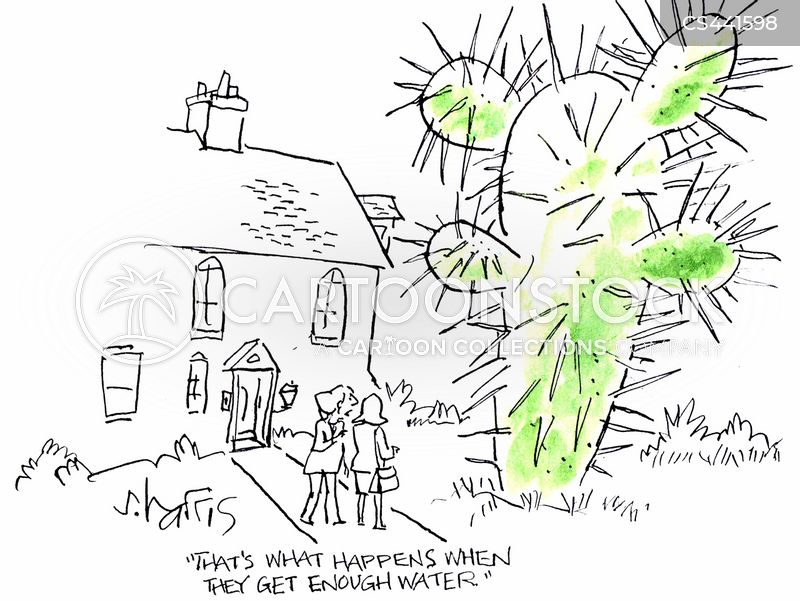 green-fingers cartoon