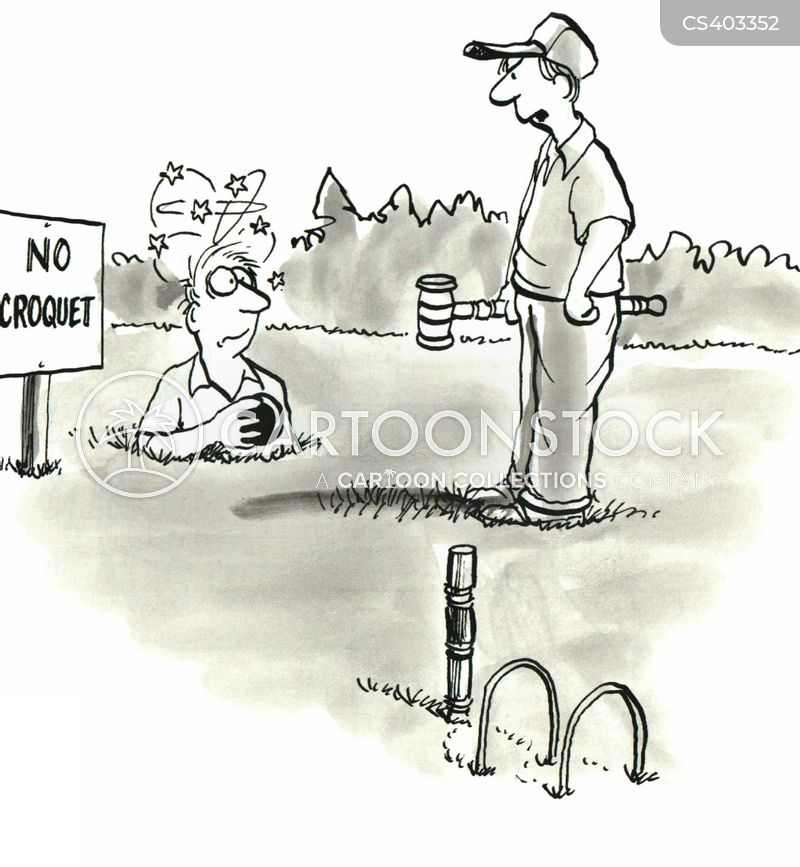 grounds keepers cartoon