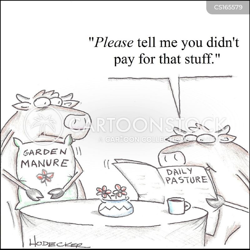 dairy cartoon