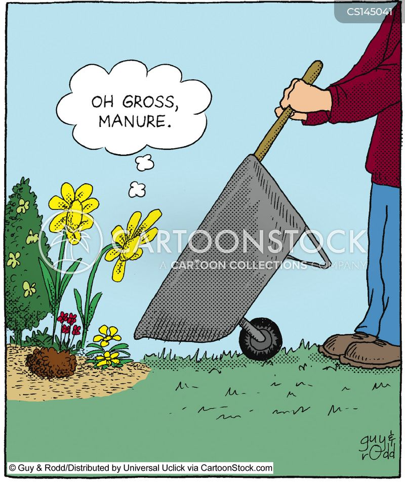 fertiliser cartoon