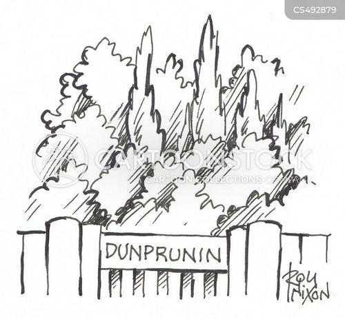 pruners cartoon