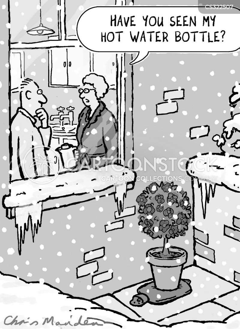 insulating cartoon
