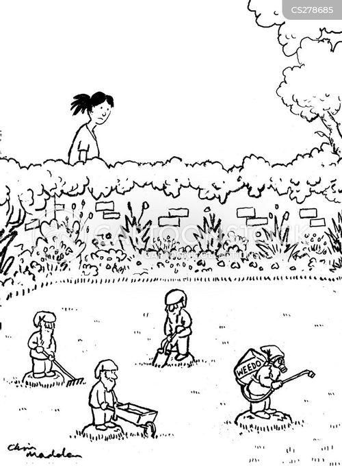 kitsch cartoon