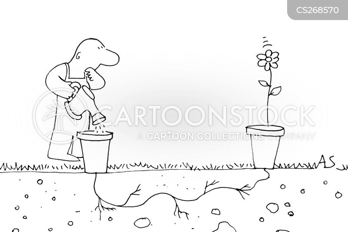 flora cartoon