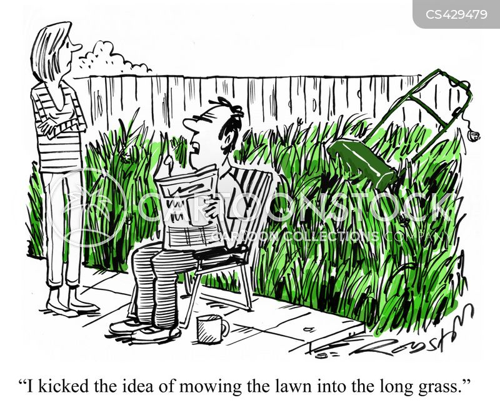 political jargon cartoon