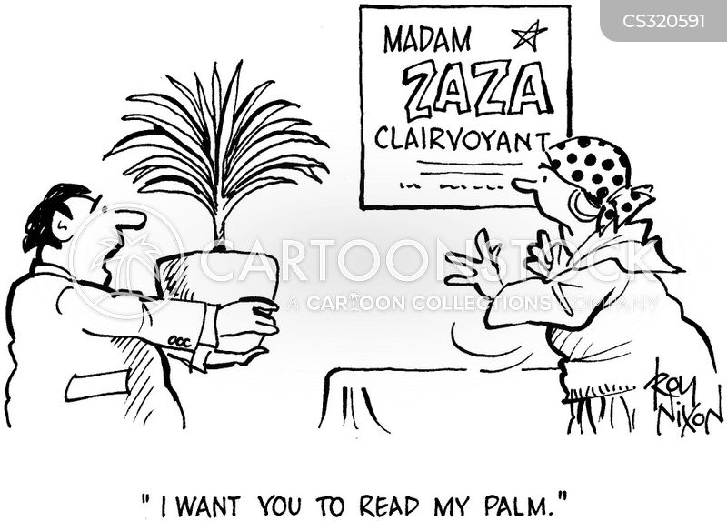 Palm Readings cartoons, Palm Readings cartoon, funny, Palm Readings picture, Palm Readings pictures, Palm Readings image, Palm Readings images, Palm Readings illustration, Palm Readings illustrations