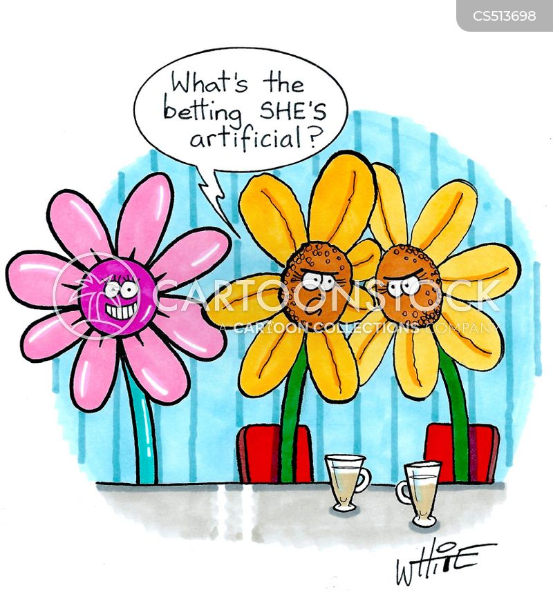 embellishment cartoon