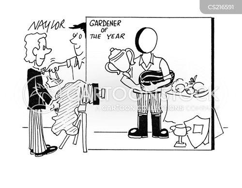 country fairs cartoon
