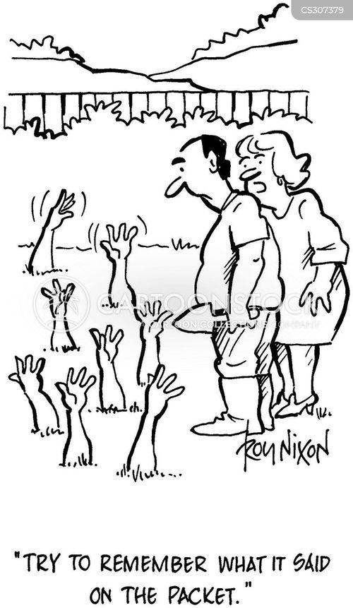 turf cartoon