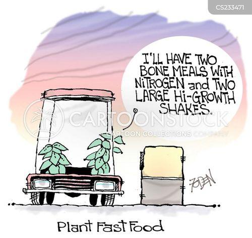 nitrogen cartoon