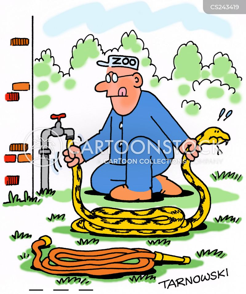 hoses cartoon