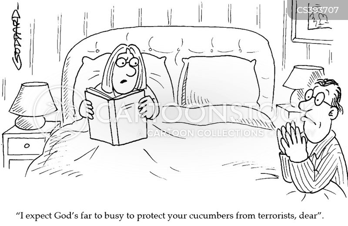 terror alert cartoon