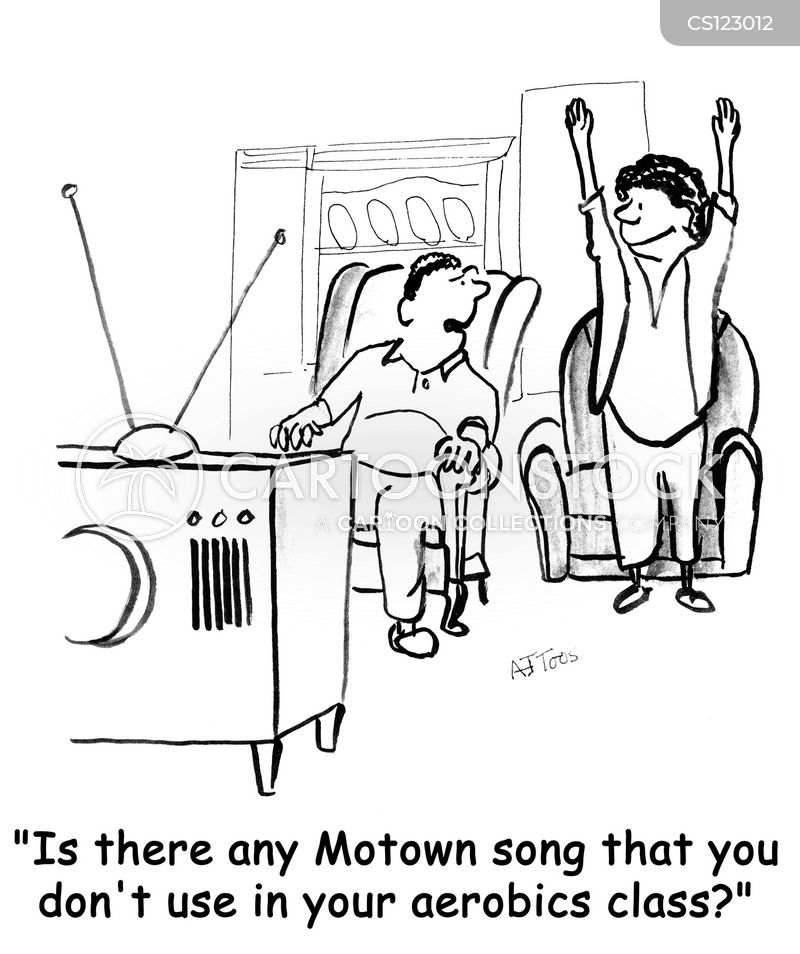 motown cartoon