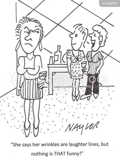 middle life cartoon